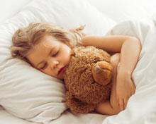 TCM And Childhood Ailments: Disturbed sleep