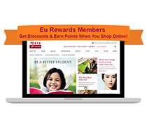Eu Rewards Members: Shop Online!