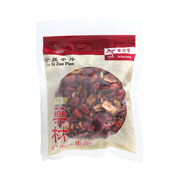 Red Dates - Sliced (金丝枣片)
