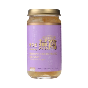 Premium Concentrated Bird's Nest with Rock Sugar 极品浓缩冰糖燕窝