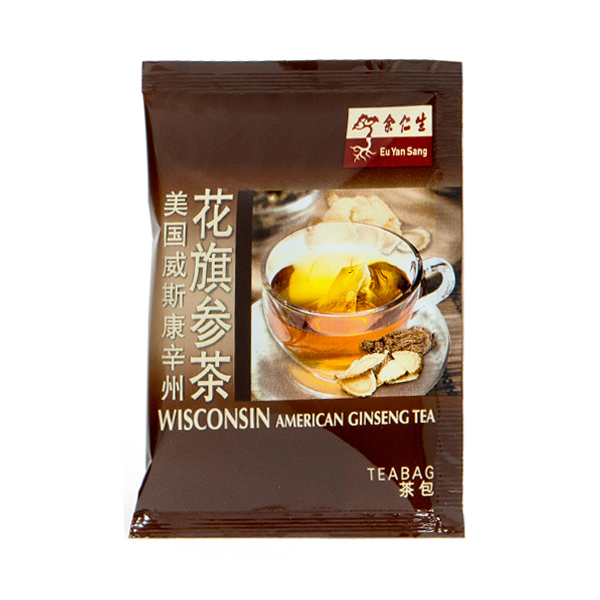 Buy Wisconsin American Ginseng Tea SG