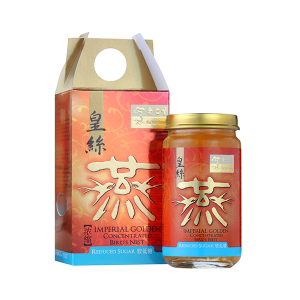 Imperial Golden Concentrated Bird's Nest (Reduced Sugar) 皇丝燕浓缩较低糖燕窝