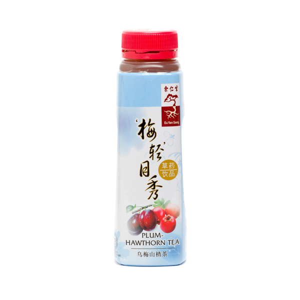 Plum Hawthorn Tea 乌梅山楂茶