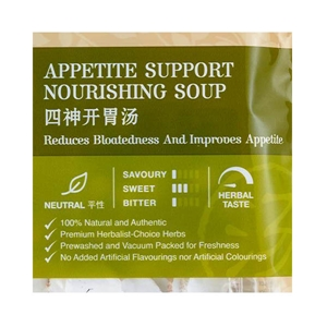 Appetite Support Nourishing Soup