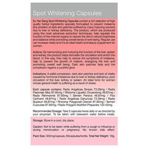 Spot Whitening Benefits Singapore