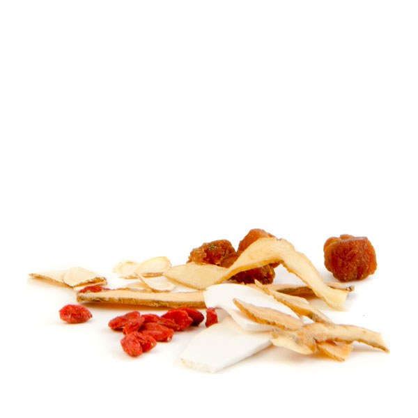 Ginseng Tonic Soup Ingredients
