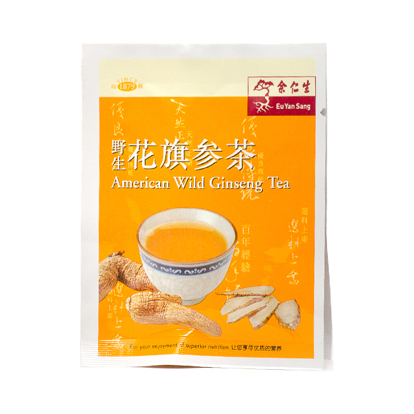 American Wild Ginseng Tea Gifts