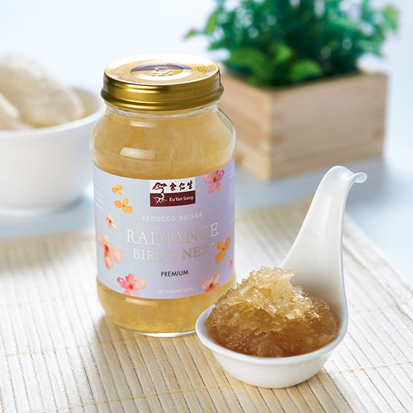 Radiance Bird's Nest Premium (Reduced Sugar)