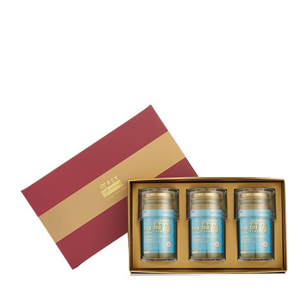 Premium Concentrated Bird's Nest 150g Maroon Gift Set of 3 - 3 x Reduced Sugar