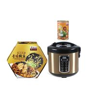 Palace Grande Abalone & Fragrant Chicken Treasure Pot (Peng Cai) Multi Purpose Cooker with Abalone
