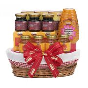 Healthful Treats Hamper