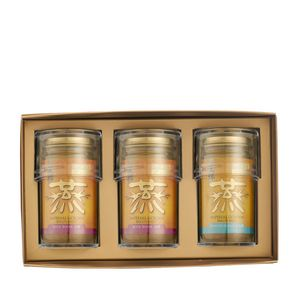 Imperial Golden Bird's Nest 3's - 2 x Reduced Sugar and 1 x Rock Sugar