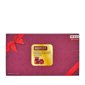 Best Gift Essence Of Chicken With Goji Berries & Red Dates 10'S