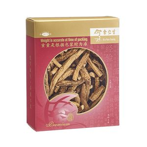 American Ginseng S Rough Root