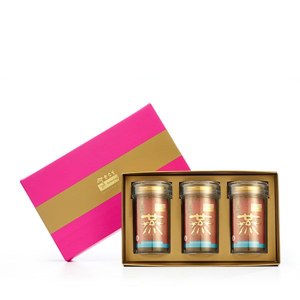 Imperial Concentrated Bird's Nest 150g Hot Pink Gift Set of 3 - 3 x Reduced Sugar