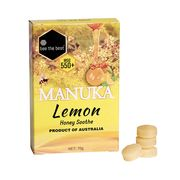 Manuka Honey Soothe Lemon MGO 550+