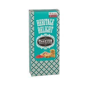Heritage Delights Cookies Oatmeal with Goji