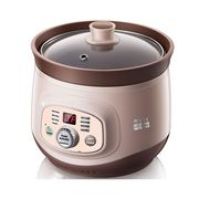 Digital Purple Clay Slow Cooker 2L