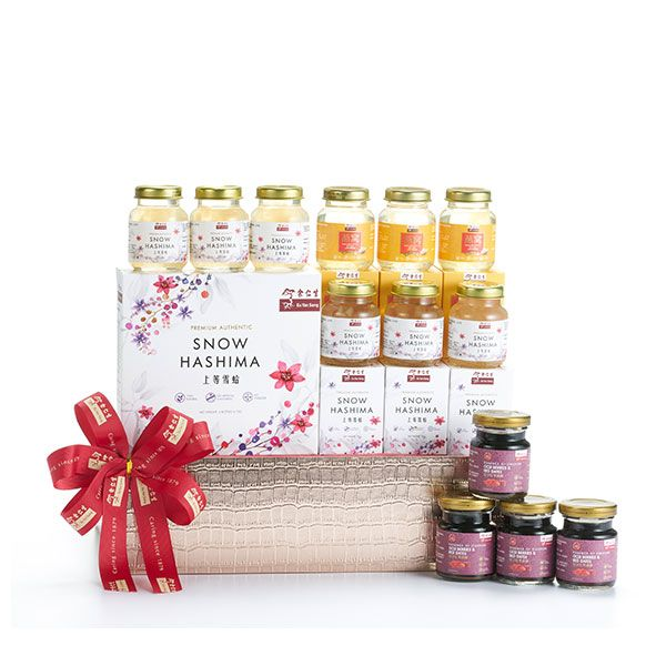Pure Delights For Mum Hamper