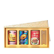 Starbuy Three (3) Piece Abalone Gift Set