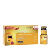 Jumbo Family Pack - Essence Of Chicken with American Ginseng & Shu Di 10's 泡参熟地鸡精