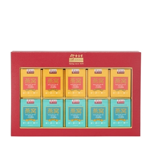 Ample Fortune Bottled Bird's Nest 10's Gift Set B4