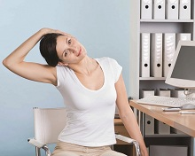 5 stress-busting tips for office workers