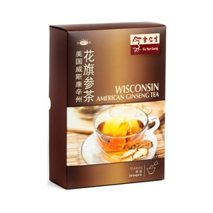 Wisconsin American Ginseng Tea Singapore