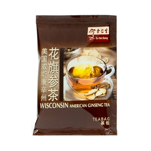 Buy Wisconsin American Ginseng Tea Singapore