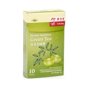 Herbal Soothies Green Tea