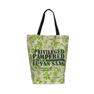 Green Eco Cotton Bag