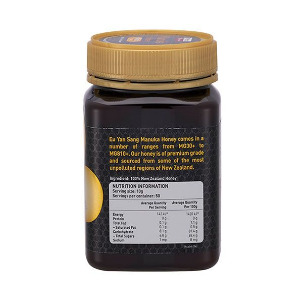 Manuka Honey MG 30+