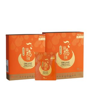 CNY PWP - Organic High Protein Drip Chicken Essence 6'S (Twin Pack)