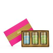 Premium Concentrated Bird's Nest 150g Hot Pink Gift Set of 3 - 2 x Sugar Free & 1 x Reduced Sugar