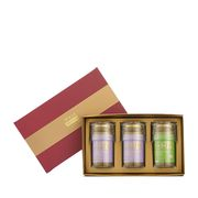 Premium Concentrated Bird's Nest 150g Maroon Gift Set of 3 - 2 x Rock Sugar & 1 x Sugar Free