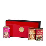 A6 - Triple Prosperity Abalone Three (3) Piece Gift Set