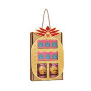 Golden Prosperity Pineapple Abalone Gift Set (B)