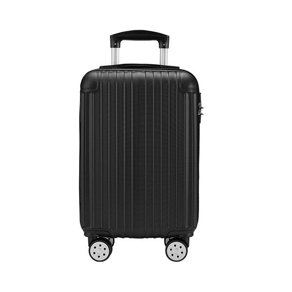 Black 18 Inch Cabin Size Luggage