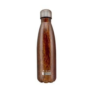 Stainless Steel Bottle (Wood)