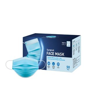 Surgical Mask 50 Pieces
