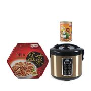 Royal Supreme Abalone Treasure Pot (Peng Cai) Multi Purpose Cooker with Abalone