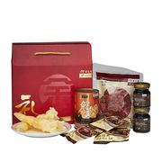 Royal Reunion Abalone Steamboat Gift Set