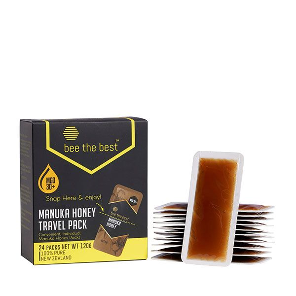 Manuka Honey MGO30+ Travel Pack