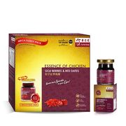 Essence Of Chicken With Goji Berries & Red Dates 12's