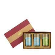 Premium Concentrated Bird's Nest 150g Maroon Gift Set of 3 - 2 x Reduced Sugar & 1 x Sugar Free