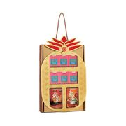 Golden Prosperity Pineapple Abalone Gift Set (A)