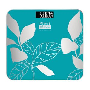 Smart Health Scale (Turquoise)