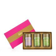 Premium Concentrated Bird's Nest 150g Hot Pink Gift Set of 3 - 2 x Sugar Free & 1 x Rock Sugar