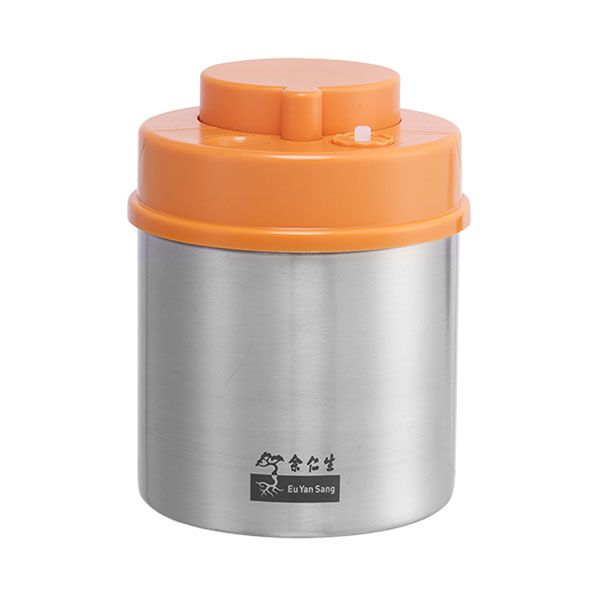 Vacuum Canister 1000ml (Orange)