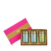 Premium Concentrated Bird's Nest 150g Hot Pink Gift Set of 3 - 2 x Reduced Sugar & 1 x Sugar Free